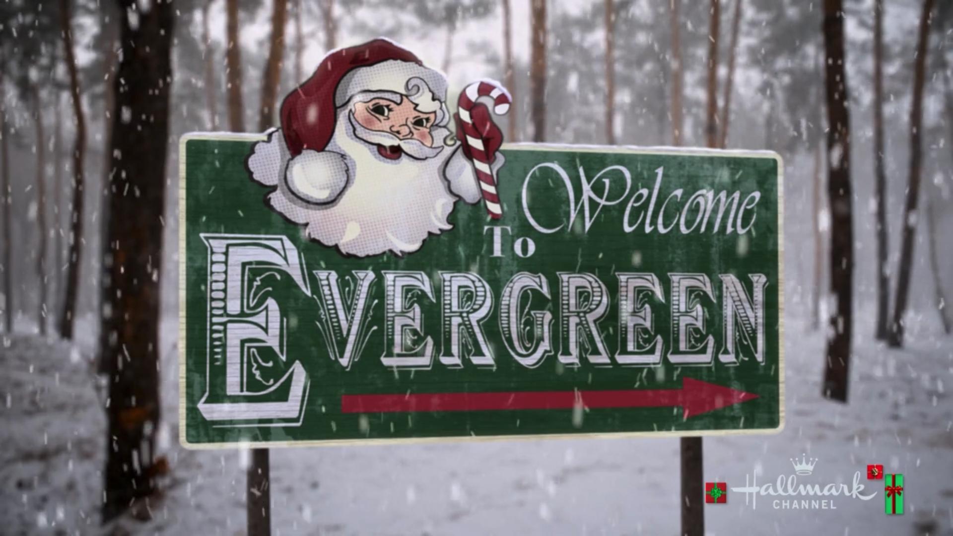Christmas In Evergreen Hallmark Movie.Christmas In Evergreen Recap Review The Hallremark